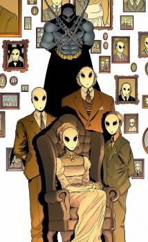 BATMAN AND ROBIN #23.2 COURT OF OWLS