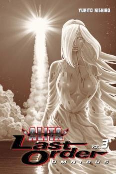 Battle Angel Alita Last Order Omnibus vol 03 GN