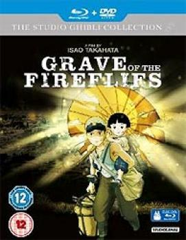 Grave of the fireflies Blu-Ray & DVD combo UK