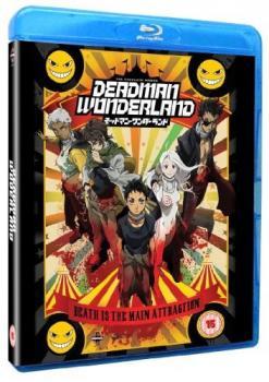 Deadman wonderland complete collection Blu-Ray UK