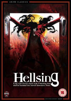 Hellsing complete original series DVD UK