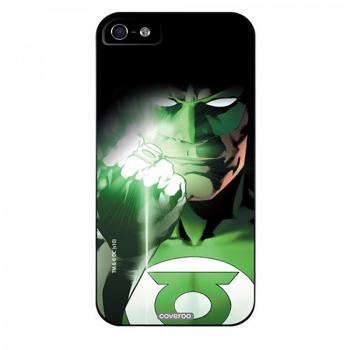 GREEN LANTERN POWER UP IPHONE 5 SNAP CASE BLACK