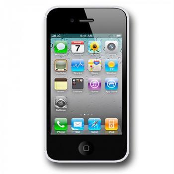 BATMAN DARK KNIGHT SCOWL IPHONE 4 SLIDER CASE BLACK