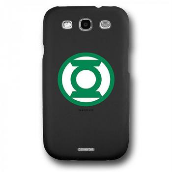 GREEN LANTERN SYMBOL GALAXY S3 THINSHIELD CASE BLACK