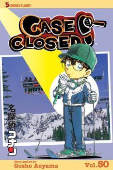 Detective Conan vol 50 Case closed GN