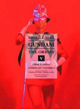 Mobile Suit Gundam Origin vol 05 - Char & Sayla GN