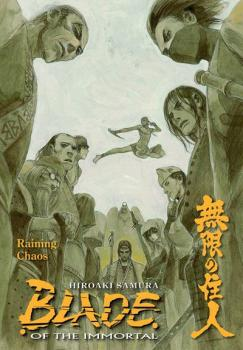 Blade of the immortal vol 28 Raining chaos GN
