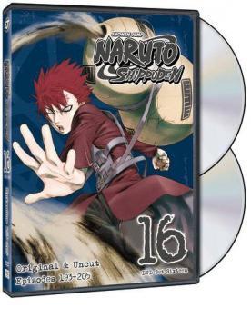 Naruto Shippuden Box set 16 DVD