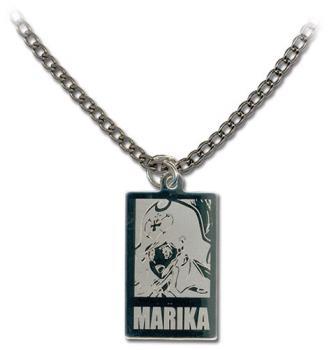 Bodacious Space Pirates Necklace - Marika Rectangle