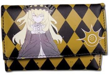 Black Rock Shooter Wallet - Chariot Icon Girl