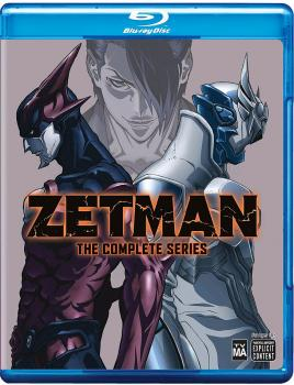 Zetman Complete Collection Blu-Ray