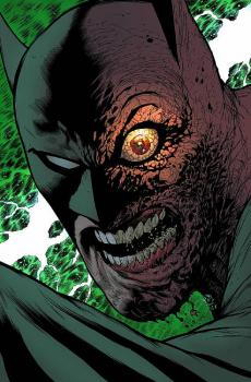 BATMAN AND TWO FACE #26
