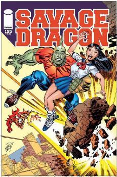 SAVAGE DRAGON #195 (MR)