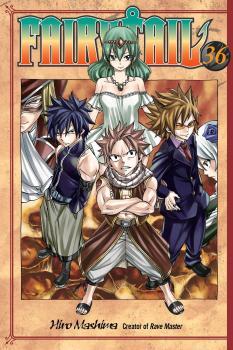 Fairy tail vol 36 GN