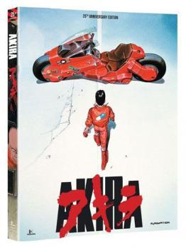 Akira Movie DVD