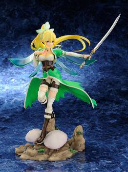 Sword Art Online PVC Figure - Fairy Dance Arc Leafa 1/8