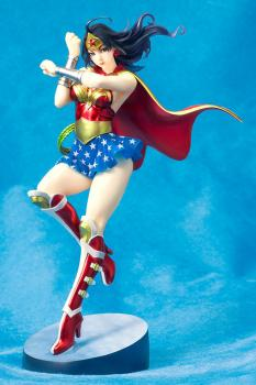 DC Bishoujo Statues - Armored Wonder Woman