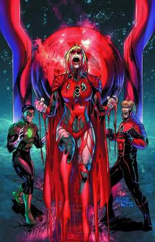 GREEN LANTERN RED LANTERNS #28