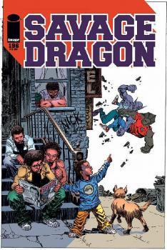SAVAGE DRAGON #196 (MR)