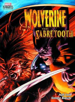 MARVEL KNIGHTS WOLVERINE VS SABRETOOTH DVD (USA IMPORT)