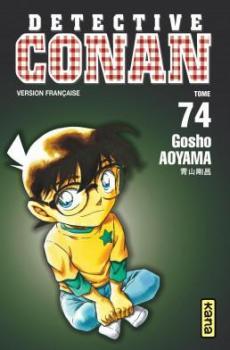 Detective Conan tome 74
