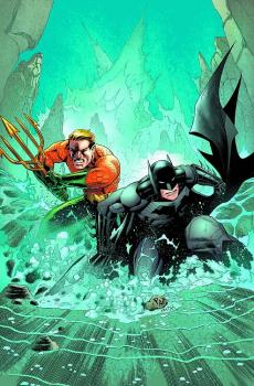 BATMAN AND AQUAMAN #29