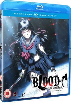 Blood C The Last Dark Blu-Ray UK