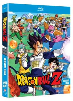 Dragon Ball Z Season 02 - Namek Saga Blu-Ray
