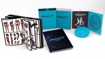 Evangelion 3.33 You Can [Not] Redo -Movie Blu-Ray