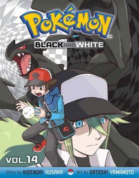 Pokemon Black and White vol 14 GN