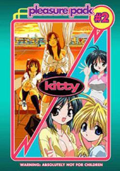 Kitty Pleasure pack 02 DVD