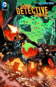 BATMAN DETECTIVE COMICS HC VOL 04 THE WRATH (N52)