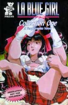 La blue girl  collection 1 (comics 1-6) GN