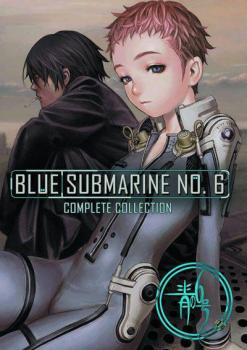 Blue Submarine No. 6 Blu-Ray