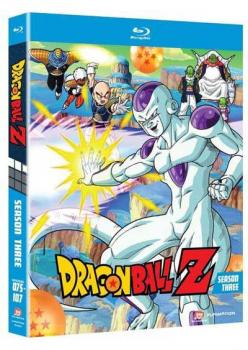 Dragon Ball Z Season 03 - Frieza Saga Blu-Ray