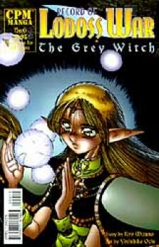 Record of Lodoss war The Grey witch 6