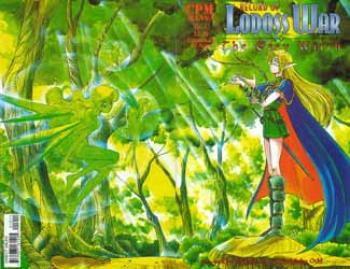 Record of Lodoss war The Grey witch 12