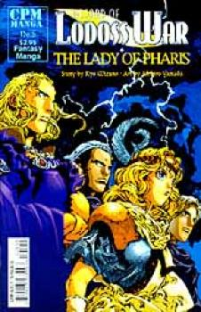 Record of Lodoss War Lady of Pharis 5