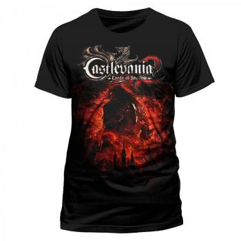 CASTLEVANIA T-SHIRT LORDS OF SHADOW 2 SIZE XL