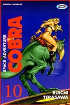 Cobra tome 10