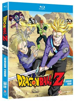 Dragon Ball Z Season 04 - Android Saga Blu-Ray