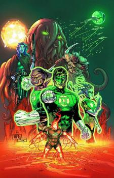 GREEN LANTERN #31 (UPRISING)
