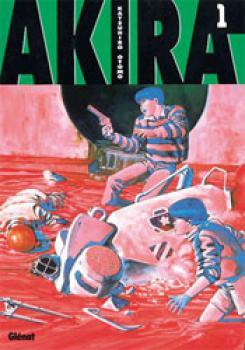 Akira tome 1 b&w