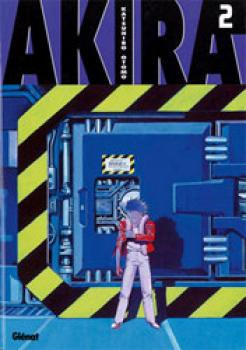 Akira tome 2 b&w
