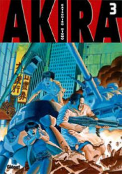 Akira tome 3 b&w