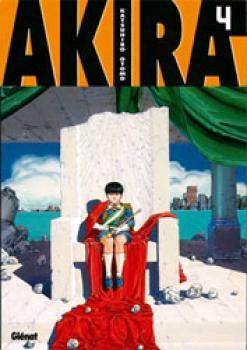 Akira tome 4 b&w