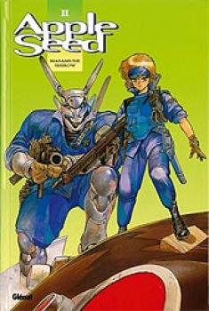 Appleseed tome 02