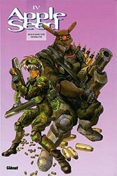 Appleseed tome 04