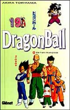 Dragonball tome 19