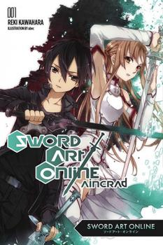 Sword Art Online vol 01 Aincrad Novel